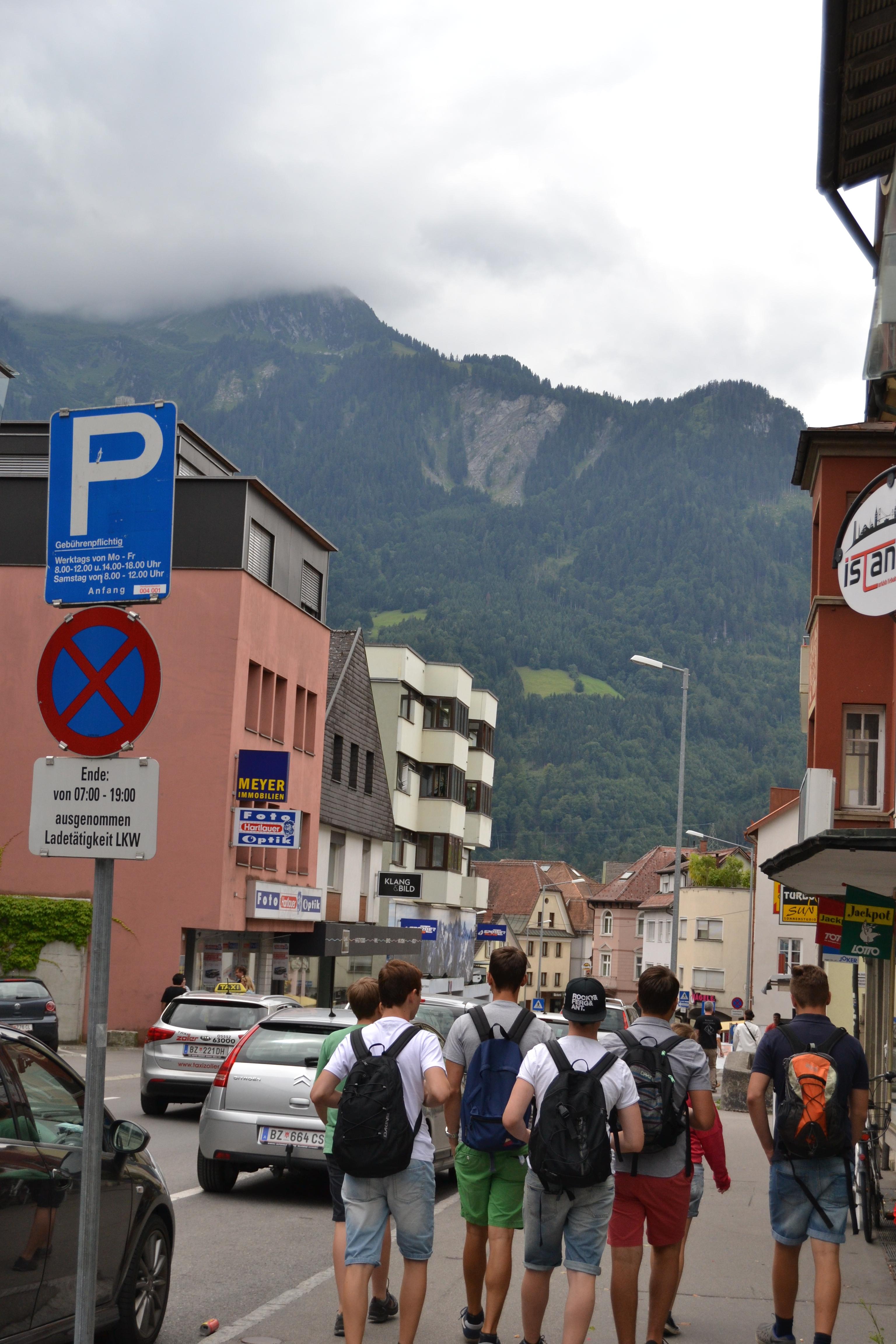 Bludenz Altstadt