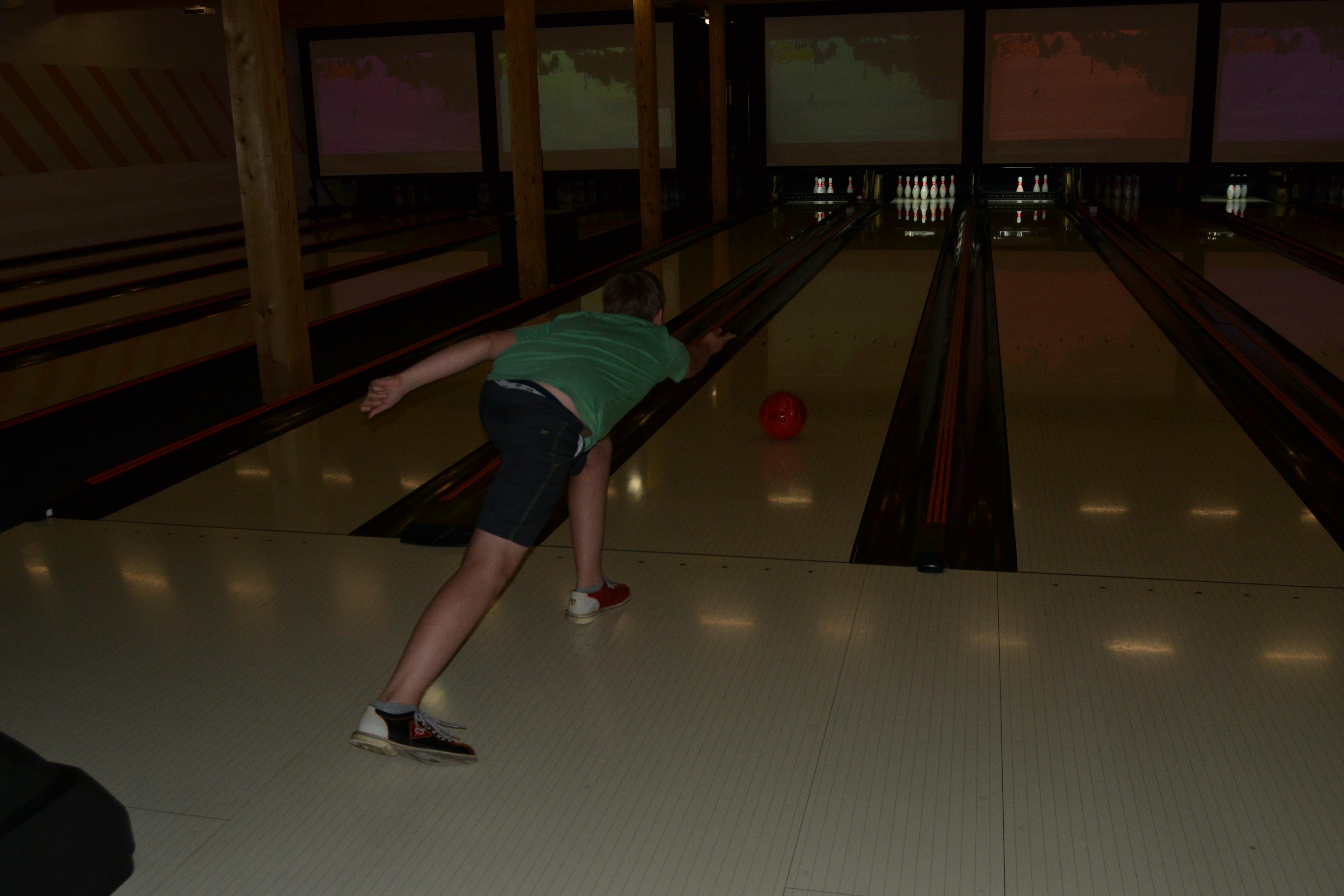 Bowling im Fohren Center