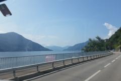 Ankunft am Lago Maggiore