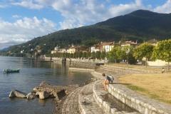 Am Ufer von Cannobio