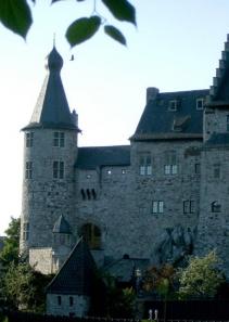 unser Westturm über der Altstadt