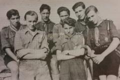 Gründung des Stammes Oberstolberg - Pfadis der Tigersippe 1947