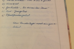 Sippentagebuch der Oberstolberger Sippe Habicht - Auszug 2 - 1953