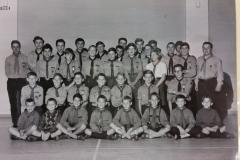 Stamm Münsterbusch - 35jähriges Jubiläum  - 1966